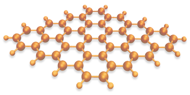 Glass-Guard Molecular structure